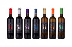 "Полусладкие вина ""COLOR"" (вина"
