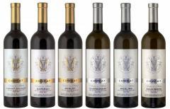Отборные вина (вино отбоного качества сухое,