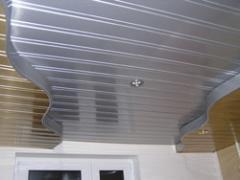 Rack false ceilings
