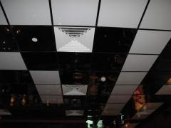 Cassette false ceilings