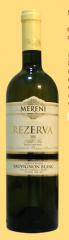 Mereni Rezerva, SAUVIGNON BLANC, белое сухое