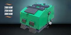 Cazan MODERATOR UNICA MAX 200 kW, 250 kW, 300 kW,