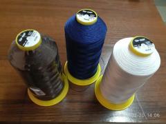 Нитки швейные от Deneb