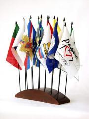 Подставки к флажкам и флагам в Молдове