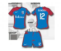 Печать на спортивную форму в Молдове