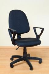 Кресло GOLF Ткань, база пластик