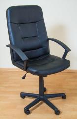 Кресло ВХ-3225 ЭКО кожа, база пластик