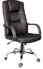 Кресло ВХ-0090 ЭКО кожа, база металл хромированный