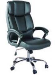 Кресло ВХ-3008 ЭКО кожа, база металл хромированный
