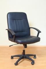 Кресло ВХ-512 ЭКО кожа, база пластик