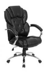 Кресло ВХ-3000  ЭКО кожа, база металл хромированный