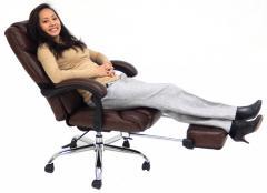 Кресло ВХ-3595 ЭКО кожа