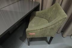 Кресло Tango III с декоративными гвоздями