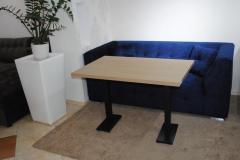 Стол №5 1100*700*36 мм (нога 40x20  двойная)
