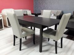 Стол обеденный раскладной (1200(+400)*800*750) мм