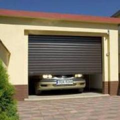 Rideaux métalliques pour garage