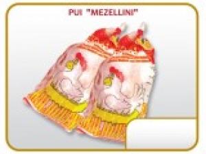 Куры Mezellini