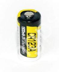 Батарейки Armytek CR123A Lithium 1600 mAh