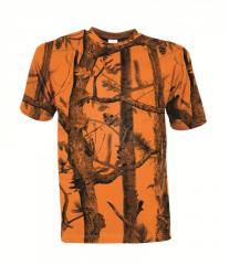 Футболка TREESCO Fluorescent hunting T-shirt