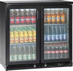 Холодильный шкаф для напитков 220L Bartscher