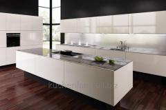 Эксклюзивная мебель для кухни в showroom MÖBEL LAND
