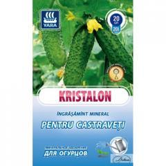 Kristalon îngrăşământ pentru salata de castraveti