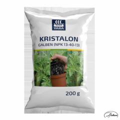 El abono de Kristalon Amarillo (NPK 13-40-13)