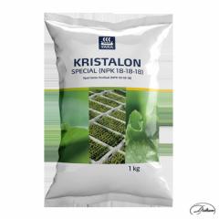El abono de Kristalon Especial (NPK 18-18-18)