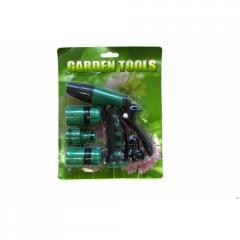 Irrigation gun + 3 hy3015 connector