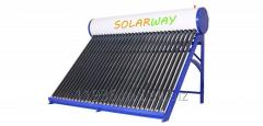 Solar water heater of Solarway RIC-NG-30