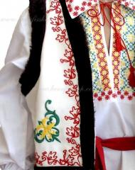 The Moldavian national suits (for children) - J