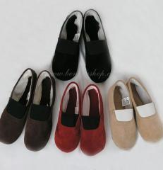 Обувки за танцуване