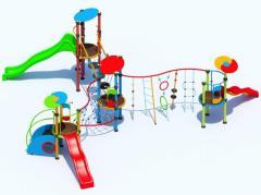 Complex children's construction KM13 model