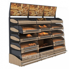 Racks for bread