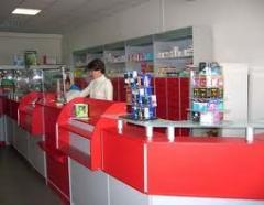 Мебель аптечная