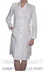 Dressing gown medical model No. 1