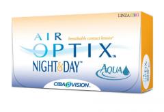 Контактные линзы Air Optix Night&Day Aqua (3