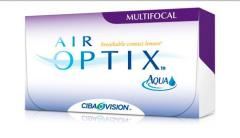 Контактные линзы Air Optix for Multifocal (3...