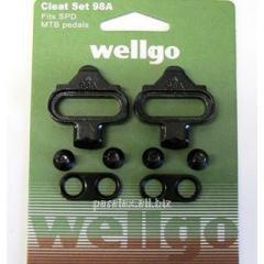 Шипы для педалей MTB Wellgo