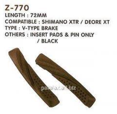 Brake overlays of Zeit Z-770