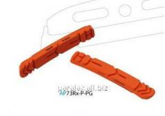 Тормозные накладки ASHIMA AP73Rx-P-PG