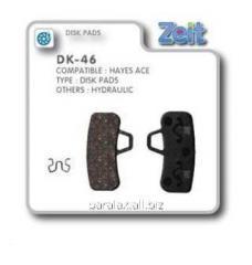 Колодки дисковые Zeit DK-46