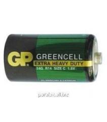 Батарея GP Greencell C