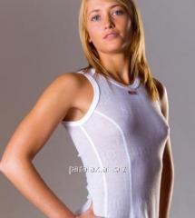 Undershirt without sleeves 210CN