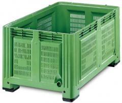 Plastic container 1176/F/Container din