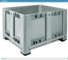 Plastic container 1091/C/Container din plastic
