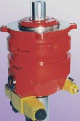 Hydromotors, rotators