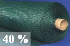 Затеняющая сетка, 40%