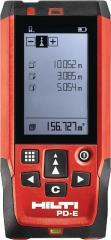 Дистанционный лазерный измеритель PD-E Номер