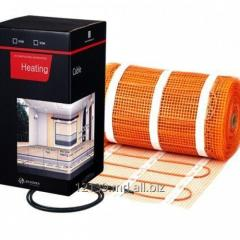 Heat-insulated floor (a mat on a grid) 160W/kv.m